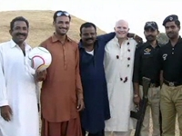 Missionaries Share Faith with Free Soccer Balls