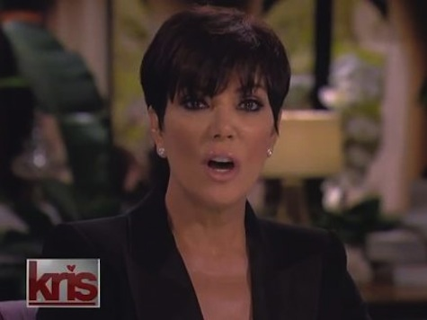 Kris Jenner Defends Capitalism, Kim and Kanye Against Obama Attacks