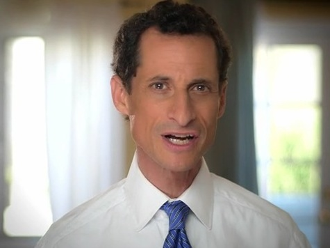 Weiner Releases First TV Ad
