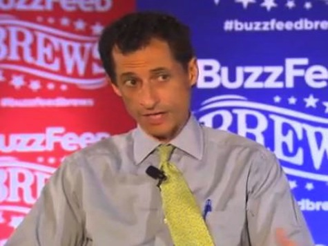 Weiner Drops F-Bomb on New York Bike Lanes