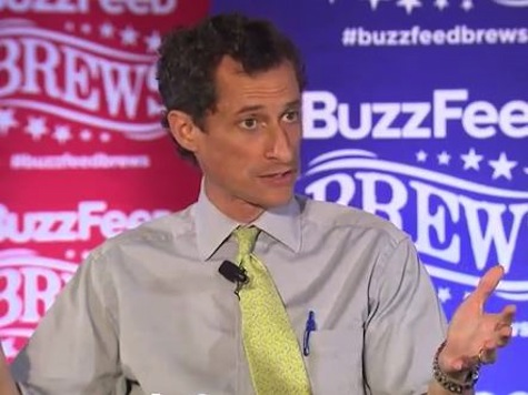 Weiner: Stop-and-Frisk 'Racial in Nature'