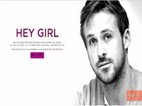 Web Browser Extension Replaces Every Photo With Ryan Gosling