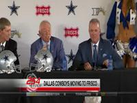 Dallas Cowboys Heading To Frisco