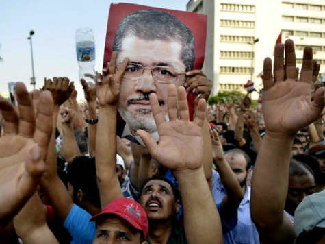 Egypt Extends Morsi Detention
