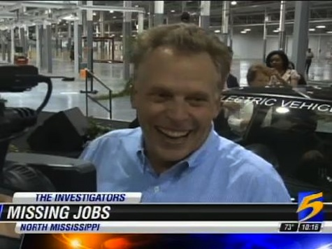 Mississippi Waiting For Promised McAuliffe Jobs