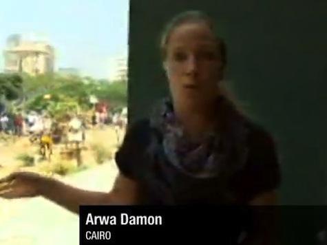 CNN Reporter Ducks Gunfire During Live Report