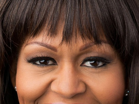BREAKING: Michelle Obama Ditches Her Bangs