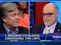 The Liberty Amendments: Breitbart's Stephen K. Bannon, Mark Levin Weigh Merits of Term Limits on 'Hannity'