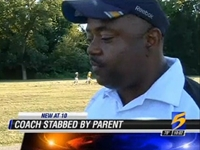 Parent Allegedly Slashes Coach's Face for Benching Son Too Long