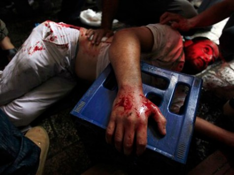 Egypt Street Battles Leave at Least 64 Dead