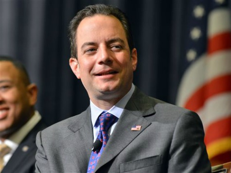 Reince Priebus: Dull, Boring GOP Bad for Country
