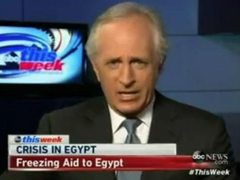 Senator Corker: US Will Suspend Aid To Egypt