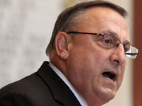 Maine Gov Accused Of Saying Obama 'Hates White People'