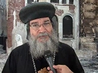Coptic Church Set Ablaze in Minya, Egypt