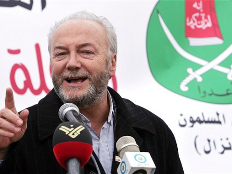 Galloway Suing Activist Who Accused Him of Supporting Terrorism