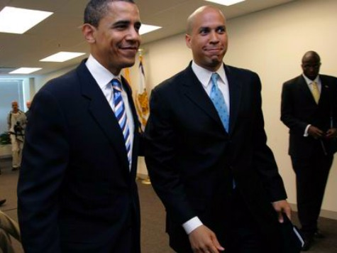 Obama Endorses Cory Booker for Senate