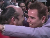 Gay Couple Celebrates Uruguay's First Public Same-Sex Marriage