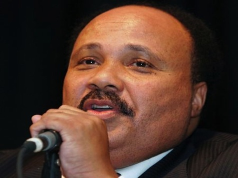 MLK III: Trayvon Proves Color Of Your Skin 'License To…Murder'
