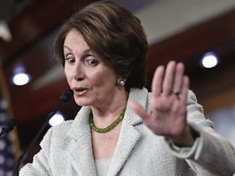 Pelosi: Effort To Clean Up Washington 'Has Lapsed'