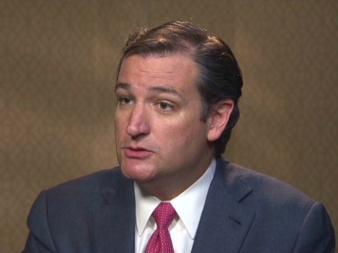 Cruz: We Don't Have Votes to Defund Obamacare Yet