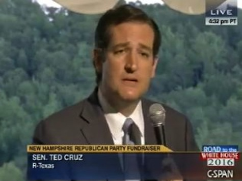 Sen. Ted Cruz Full New Hampshire Speech: 'Taking America Back'