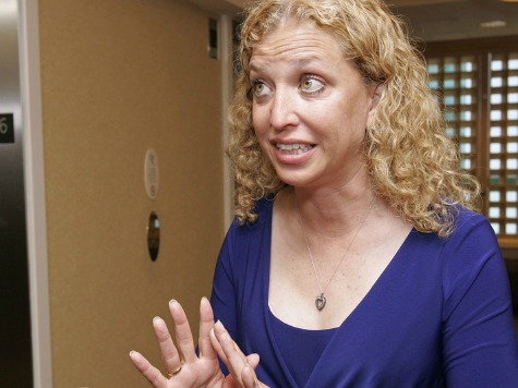 DNC Chair Wasserman Schultz Won't Touch Weiner Mayoral Race