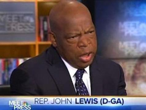 Rep. John Lewis: 'Minority Will Become Majority'