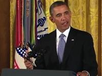 Obama Talks PTSD At Medal Of Honor Ceremony