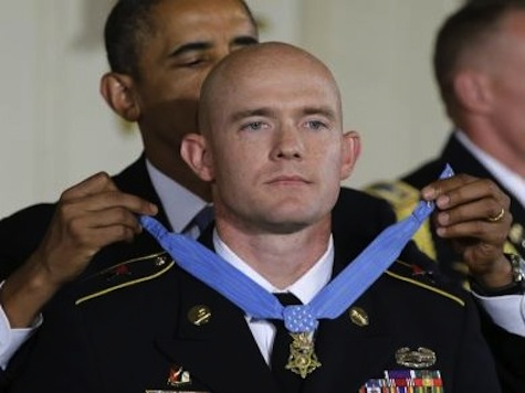 Medal Of Honor Awarded To Staff Sgt. Ty Michael Carter