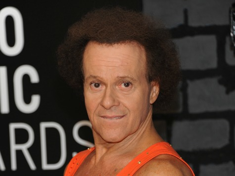 Richard Simmons: Miley Cyrus 'Needs to Be Loved'