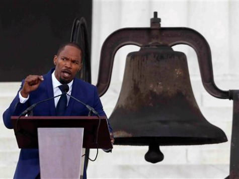 Jamie Foxx: Will Smith, Jay Z, Kanye Should Be Next Civil Rights Leaders