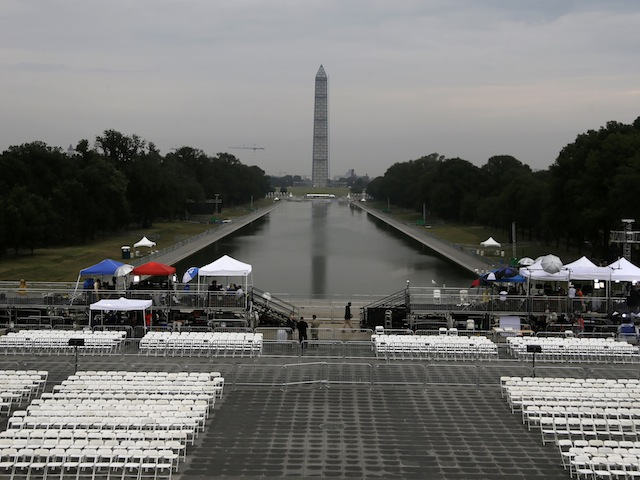 Latest Video From March On Washington Anniversary Ceremony