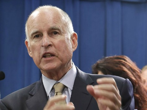 CA Gov. Jerry Brown: State Must Buy More Prison Cells