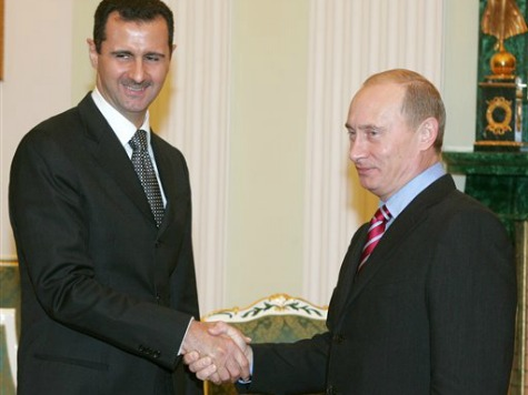 Russia-Syria Ties Endure Amid Escalating Conflict