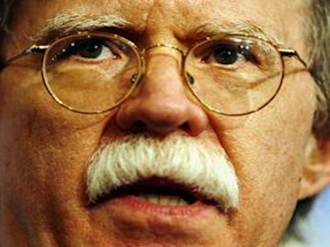 John Bolton: Obama Weakest President Since Civil War