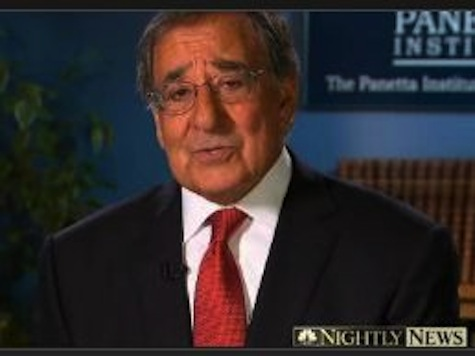 Panetta: Obama's 'Responsibility' to 'Back up' His Word on Syria