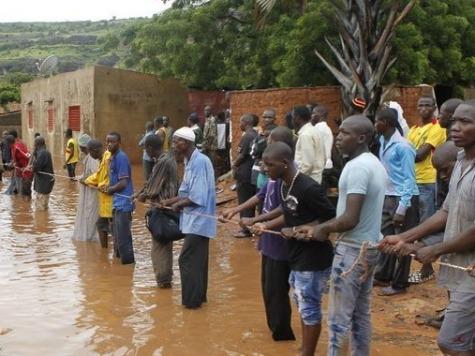 Mali Floods Leave Thousands Homeless