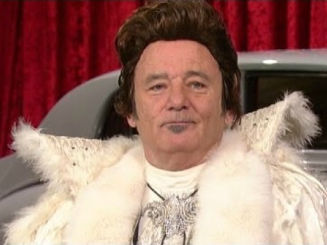 Bill Murray Channels Liberace