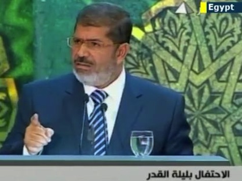 Egypt Indicts Ousted Morsi for Inciting Murder
