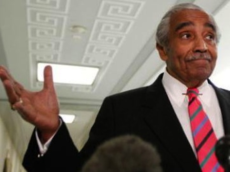 Rangel on Obama and Syria: 'Of Course It's Embarrassing'