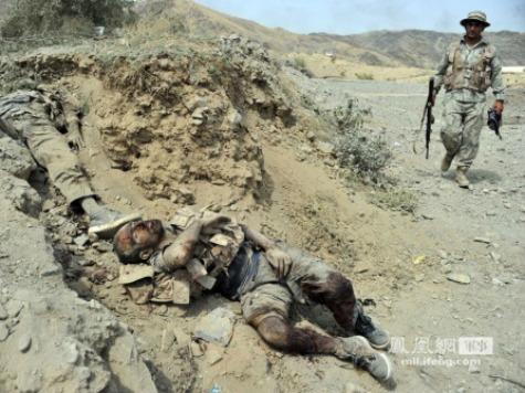 Afghan Taliban Attack U.S. Base Dressed as Policemen