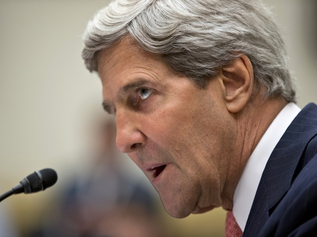 Kerry On International Help With Syria: 'More Volunteers Than We Can Use'