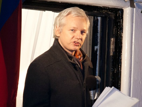 Julian Assange Making Australia's Senate Race Weird