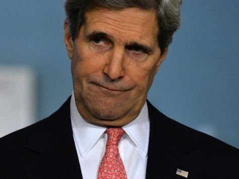 Kerry: Arab Nations Offered To Pay For Military Strike
