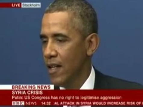 Obama: America Not 'Directly, Imminently Threatened' By Assad