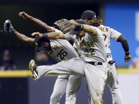 Pittsburgh Pirates Clinch First Non-Losing Season Since 1992