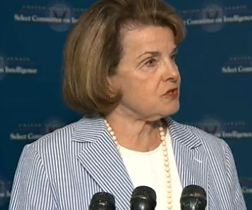 Feinstein: U.S. Looks Like Paper Tiger Without Syria Response