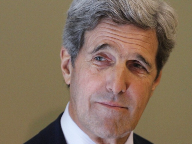 No Answer From State Dept On What Kerry Will Do If Congress Votes 'No'