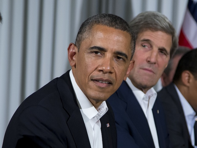 AP Reporter Asks If Obama, Kerry Have Had 'Group Spine Removal Procedure'