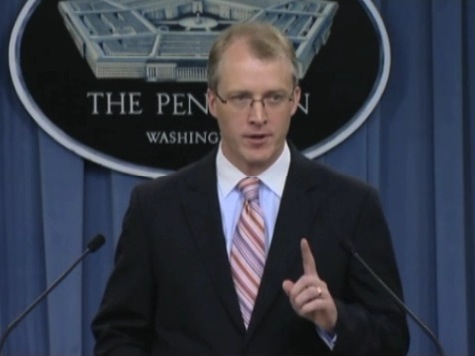 Pentagon: 'Naturally We Would Defend Ourselves' If Missiles Fired At U.S.